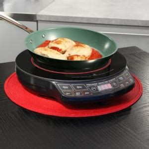 does the nuwave precision induction cooktop work nuwave - How Does Nuwave Cooktop Work