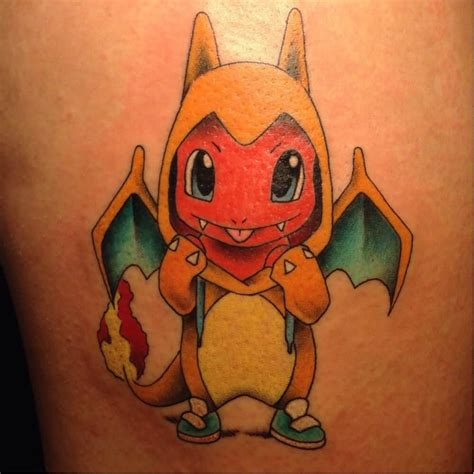 pokemon tattoos 15 cool designs