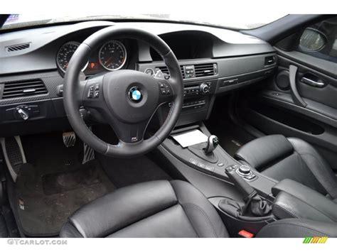 black novillo leather interior 2011 bmw m3 sedan photo