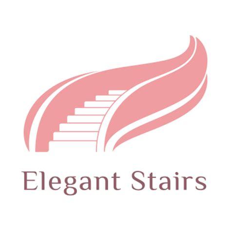 design inspiration elegant elegant stairs logo design gallery inspiration logomix