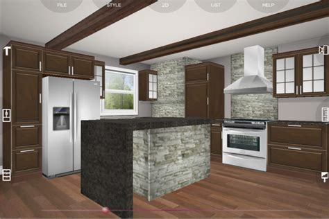 3d design kitchen online free gooosen com udesignit kitchen 3d planner android apps on google play