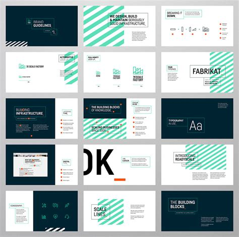 web design guidelines template identity designed page 3 of 37 a brand identity showcase
