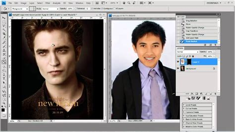 tutorial photoshop cs3 mengganti wajah tutorial photoshop cs4 cara mengganti wajah youtube