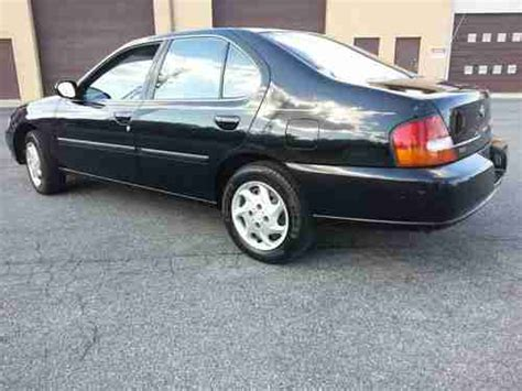 1998 Nissan Altima Gas Mileage Buy Used 1998 Nissan Altima Gxe Auto 118k 4 Cylinder Cold