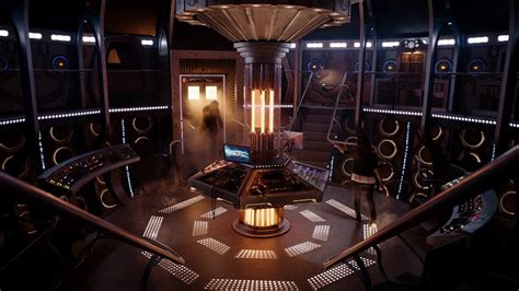 12th Doctor Tardis Interior by 12th Doctor Tardis Interior Pictures To Pin On