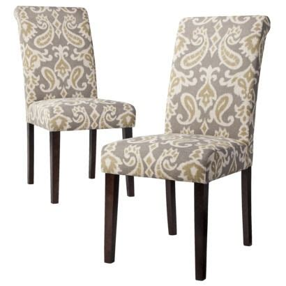 Ikat Chairs by Avington Dining Chair Set Of 2 Ikat