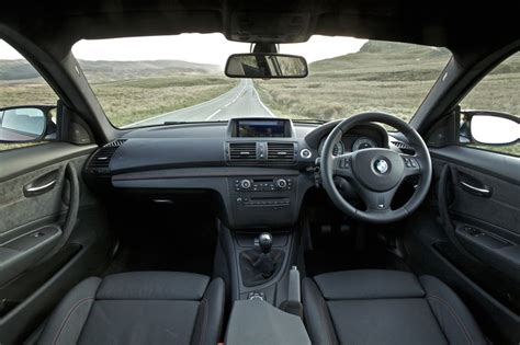 1 Series Coupe Interior by 3d Car Shows The Bmw 1 Series Coupe And Convertible