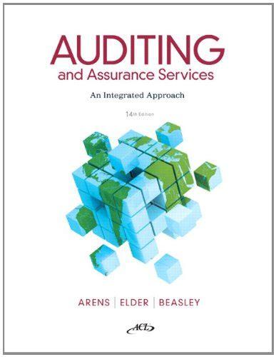 Auditing And Assurance Services portadas de libros parte 8