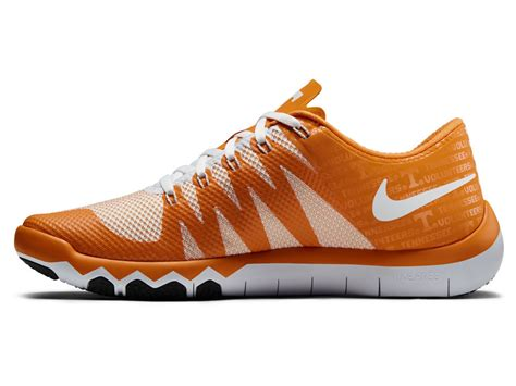 tennessee nike shoes nike free trainer 5 0 college