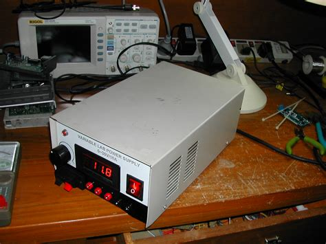 bench power supply diy diy variable workbench power supply oakkar7 another blog