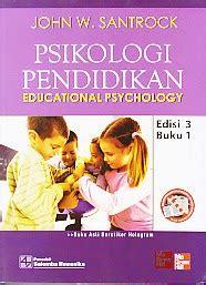 Psikologi Pendidikan 2 Edisi3 Santrock toko buku rahma psikologi pendidikan