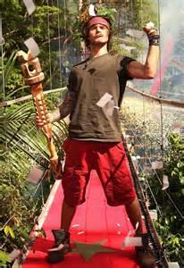 celebrity jungle members i m a celebrity 2011 winner dougie poynter crowned king