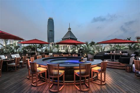 roof top bar la hong kong s best rooftop bars