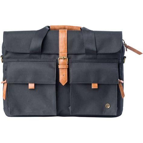 B Internationals Capriccio Laptop Bag The Bag by Pkg International Lb06 Slim Brief 16 Quot Pkg Lb06 15 Blk B H