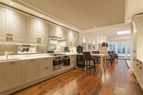 Engineered Hardwood In Kitchen Kitchen Flooring Choices Explained And How Jfj Can Help