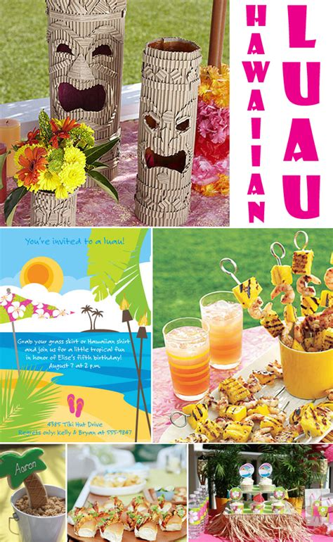 luau party favor ideas car interior design