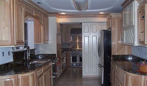 houzz galley kitchen designs 2 kitchens in 1 small galley kitchen dc metro by