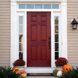 front door colors what color does a high wasp paint front door for