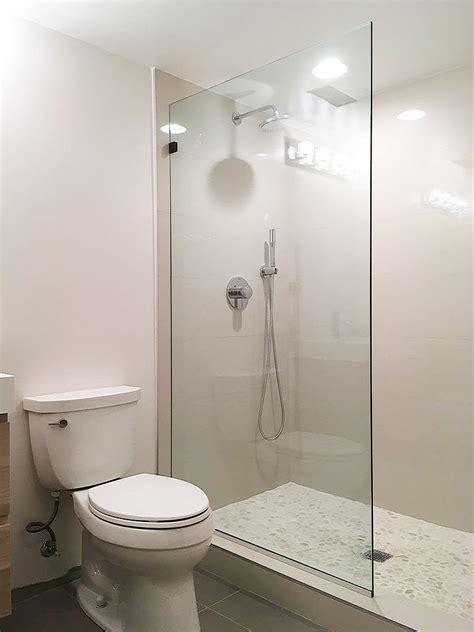 glass panel shower door splashguard shower doors and fixed panels