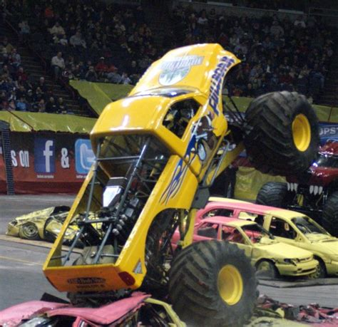 monster truck show albany ny albany new york monster jam january 22 2011