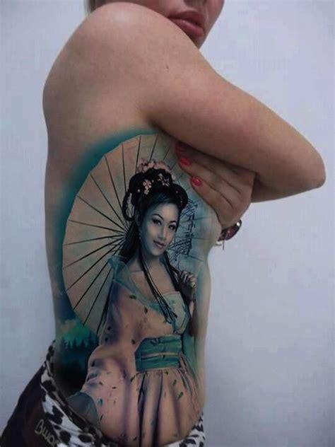 geisha umbrella tattoo 128 best geisha tattoos