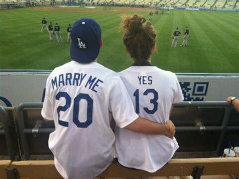 Jersey Baseball Dodgers 85 maelen new fiance greg so adorable dodgers la dodgers