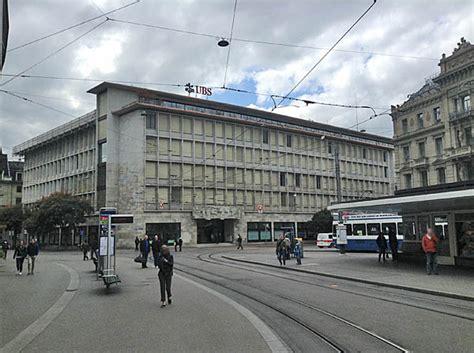 Ubs Ag Zurich Switzerland