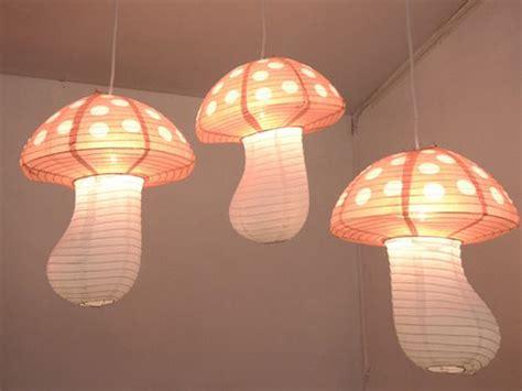 attractive Home Office Interior Design #3: kid-mushroom-light-hanging.jpg