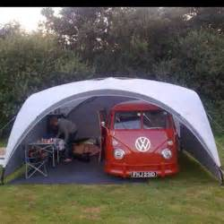 Vw Bus Awning Nice Setup Little Rolling Homes Pinterest