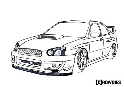 dodge jdm car coloring pages print coloring