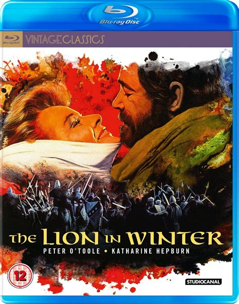 film a lion in winter the lion in winter blu ray