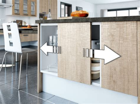 fa軋de de porte de cuisine une cuisine mobile 233 volutive you