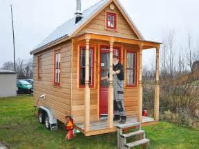 Tumbleweed House tiny house die gro 223 e idee vom kleinen haus auf r 228 dern