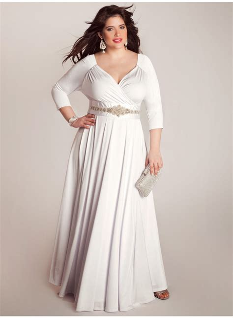 plus size casual wedding dresses casual plus size wedding dresses wedding stuff ideas