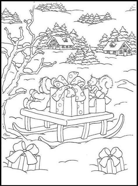 printable christmas coloring pages pinterest de 47 b 228 sta free printable christmas adult coloring pages