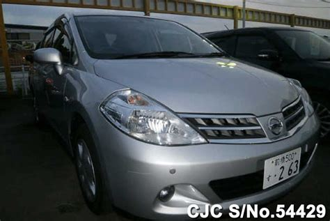 nissan tiida latio 2015 brand 2015 nissan tiida latio silver for sale stock