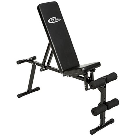 Banc Abdominaux Exercices by Achat Tectake Banc De Musculation Universel Banc 224