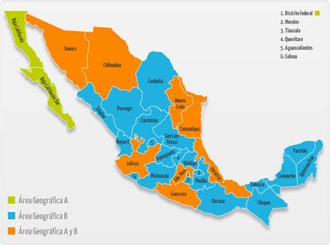 cual es el salario minimo en monterreynuevo leon mexico 193 reas geogr 225 ficas