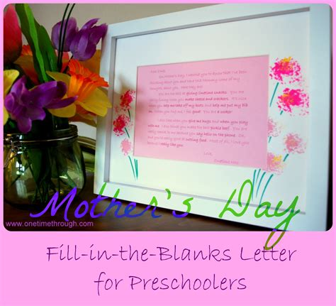 day letter help your preschooler quot write quot a letter to