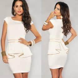20 elegant all white casual dresses fashion fuz
