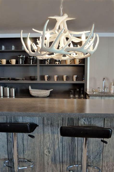 faux antler chandelier white white antler chandelier faux chandelier w12 caves modern kitchen interiors and bar