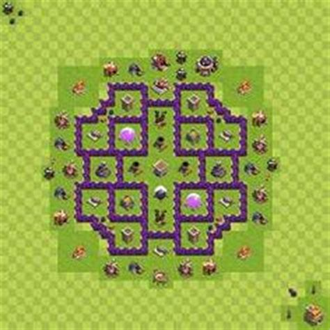 coc map layout th7 1000 images about clash of clans on pinterest