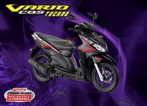 Vario Techno 10 spesifikasi gambar honda vario cbs techno 2010 modifikasi