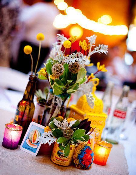 Best 25  Mexican centerpiece ideas on Pinterest   Fiesta