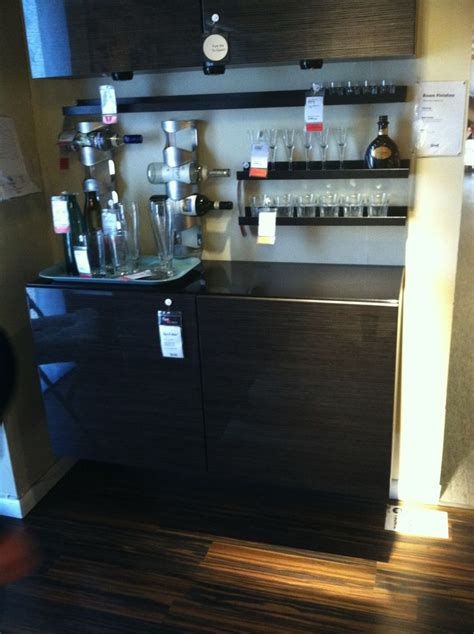 ikea bar mini bar idea from ikea bar y tragos pinterest ideas