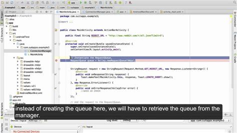 singleton pattern android exle android tutorial from beginner to professional 073 design