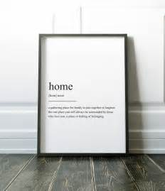 home design definition home definition print wall prints quote print wall