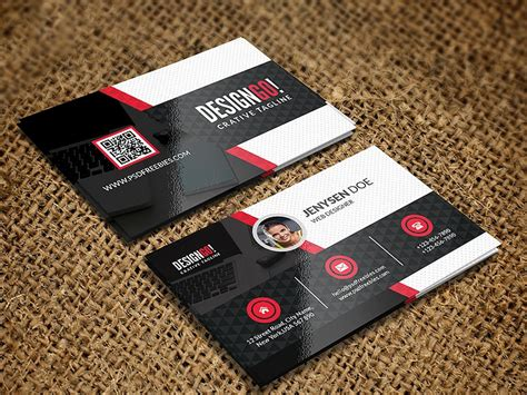 moderns business card template 100 free business cards psd 187 the best of free business cards
