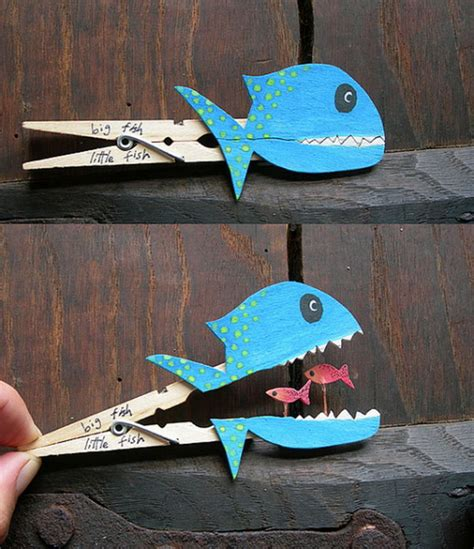 cool craft ideas fish crafts for hative