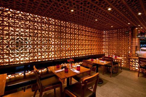 Thai Restaurant Design Decoration by Daniel Paya Dise 241 O De Interiores Arquitectura Y